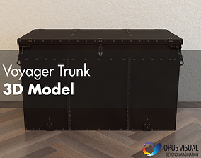 3D Voyager Trunk