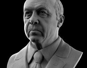 3D printable model Recep Tayyip Erdogan