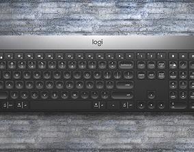 3D model logitech craft keyboard 3d