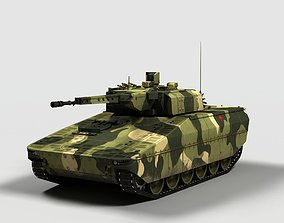 3D model Rheinmetall Lynx KF-41 IFV