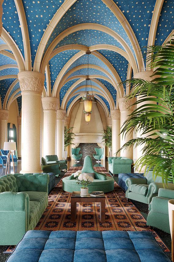 Hotel Biltmore - Architectural  Visualization