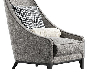 ODIN armchair 3D