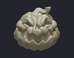 Pumpkin Halloween 3D printable model