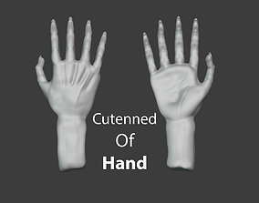 3D printable model The Hand