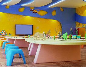 3D Children amusement park 13