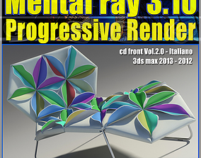Mental Ray 3 10 3dsmax 2013 Vol 2 Progressive Rendering 2