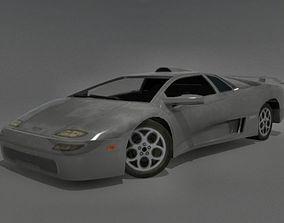 3D model Ortex GT