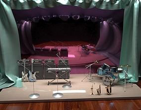 3D model Band Version 2