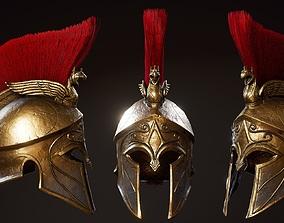 Assassins Creed Odyssey Helmet 3D printable model