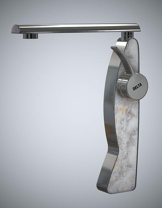 Faucet06-3d model