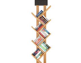 Bookshelf High Quality 3D bookstore