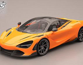3D McLaren Vorsteiner