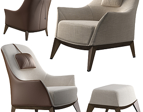 3D Giorgetti Normal chairs