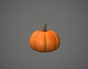 Pumpkin 3D model VR / AR ready