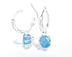3D model Dior Oui Earrings