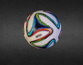 3D model Brazuca soccer ball free