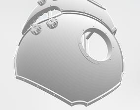 Scarabeus pattern titan carapace upgrade 3D print model