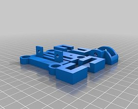 3D print model Linear Bearing Y Axis Carriage for ToM
