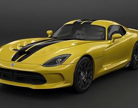 Dodge Viper SRT 3D model