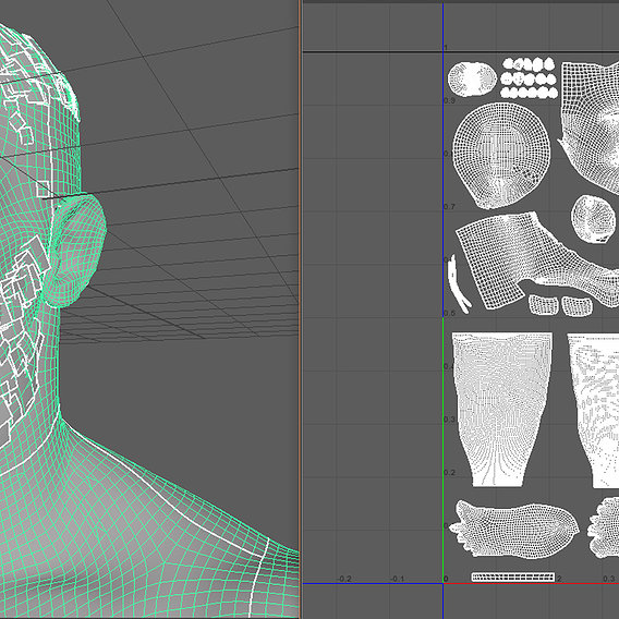mesh images of conor