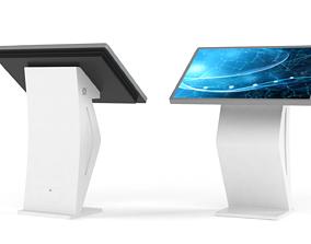 Information Kiosk 3D screen electronics