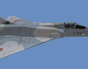 Mirage 2000-5 3D model
