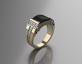 3D printable model Ring for mans 1