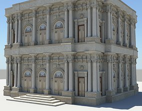 Palace 3d model realtime