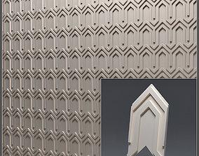 Gypsum 3D panel 27