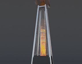 Patio Heater 3D