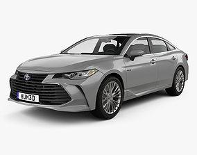 Toyota Avalon Limited Hybrid 2018 3D model