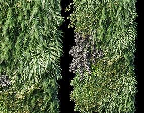 3D Vertical garden 24