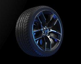3D model Michelin Pilot Sport wheel
