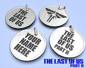 3D print model The Last of Us Game Medallion Set