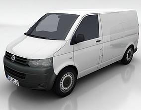 VW Transporter 5b 3D model