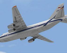 An-124N 3D model