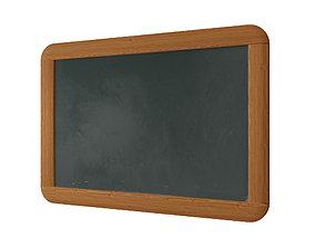 Chalkboard 3D model