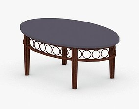0270 - Coffee Table 3D asset