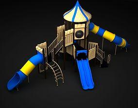 3D Outdoor Castle