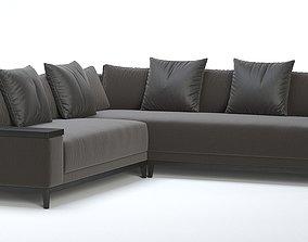 3D Christian Liaigre Beluga Sofa
