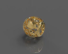 3D printable model jewellery Heart