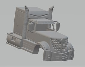 Lonestar Printable Cabin Truck