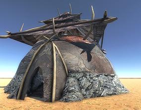 3D model Boneskin Hut 3