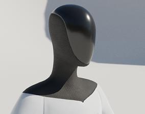 3D model Tesla BOT