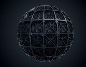 3D model Metal PBR Seamless Texture