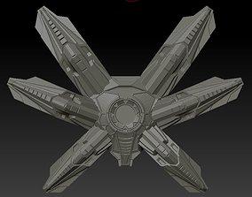 3D SHF Iron Man MK 85 Lightning Refocuser