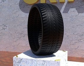 ORTAS TIRE NO 42 GAME READY AND 3D PRINTABLE games