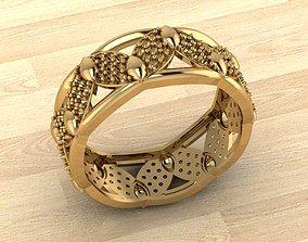 3D print model jewelry Ring 141