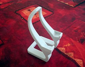 3D print model Artistic phone stand
