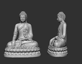 3D model buddha thailand
